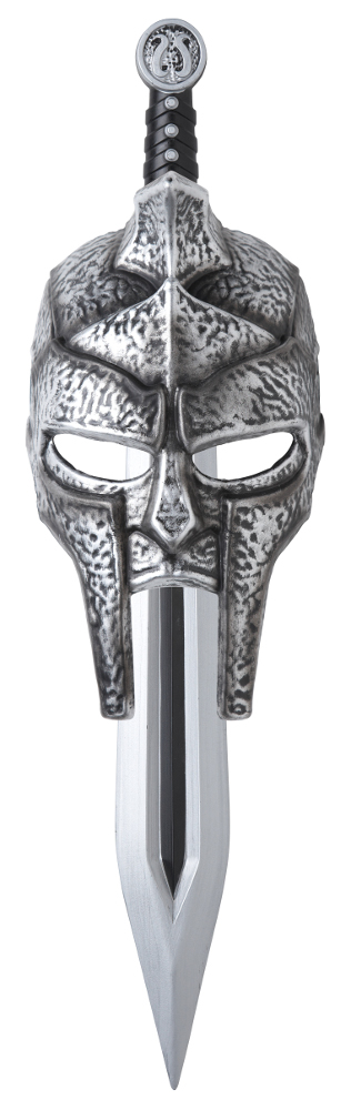 Gladiator Mask & Sword