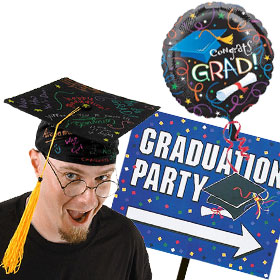 Graduation Party Supplies