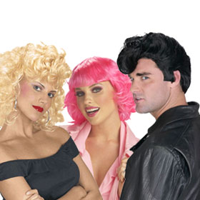 Grease Wigs