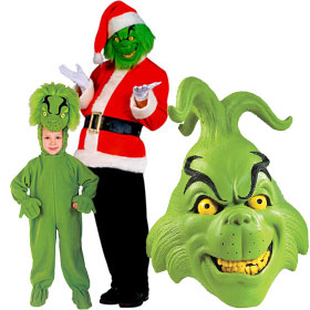 Grinch Costumes