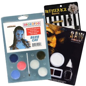 Halloween Movie Makeup Kits