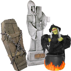 halloween yard props - Halloween Decorations For Sale