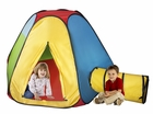 Hexagon Playhut Tent & Tunnel