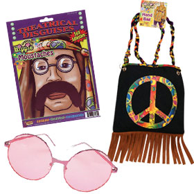 Hippie Costume Accessories