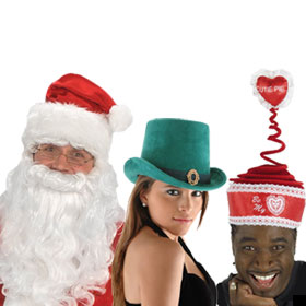 Holiday Costume Accessories