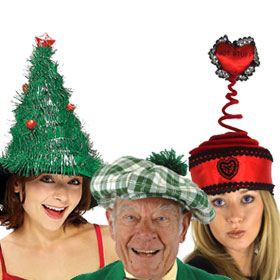 Holiday Hats