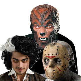 Horror Movie Costume Accessories