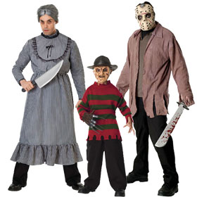 Horror Movie Costumes