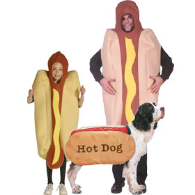 Hot Dog Costumes