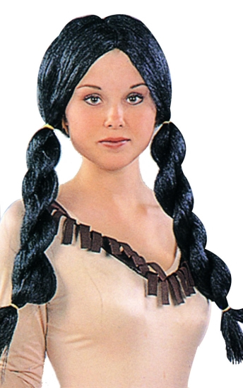Indian Braid Wig