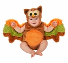 Infant Owl Romper Costume