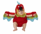 Infant Parrot Romper Costume