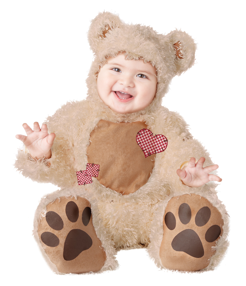 Infant Cuddly Bear Costume