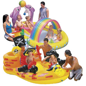 Inflatable Activity Pools