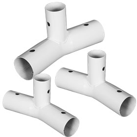 Intex Frame Pool Connection Tee Joints
