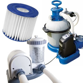 Intex Pool Filters & Pumps