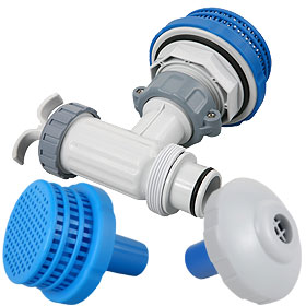 Intex Pool Strainer and Return Assemblies