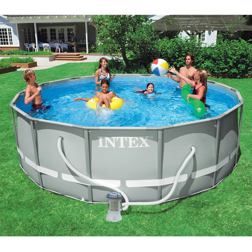 Buy An Intex T Joint 14 X 42 Quot Ultra Frame Pool For 9 99