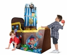 Jake and The Neverland Pirates Bucky Pirate Ship Playhouse