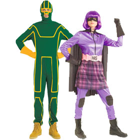 Kick-Ass Costumes