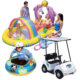 Kids Outdoor Toys