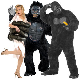 King Kong Costumes
