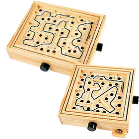 Labyrinth Game Sets