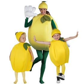 Lemon Costumes