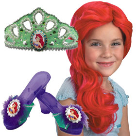 Little Mermaid Costume Accessories