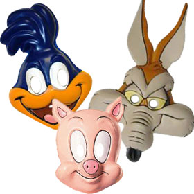 Looney Tunes Masks
