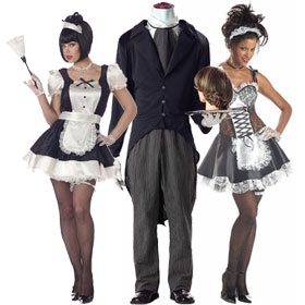 Maid & Butler Costumes