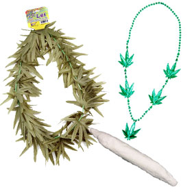 Marijuana Costume Accessories