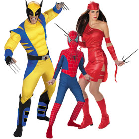Marvel Costumes