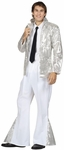 Mens Blinking Hot Disco Jacket