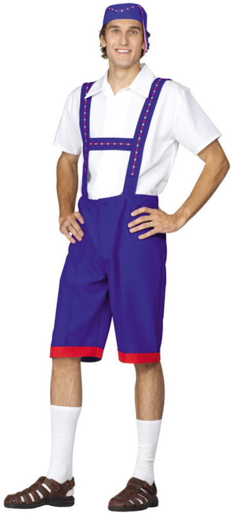 Men's Ned Nederlander Costume