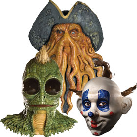 Movie & TV Costume Masks