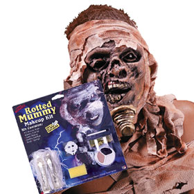 Mummy Costume Makeup Kits