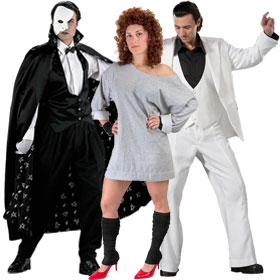 Music & Dance Movie Costumes