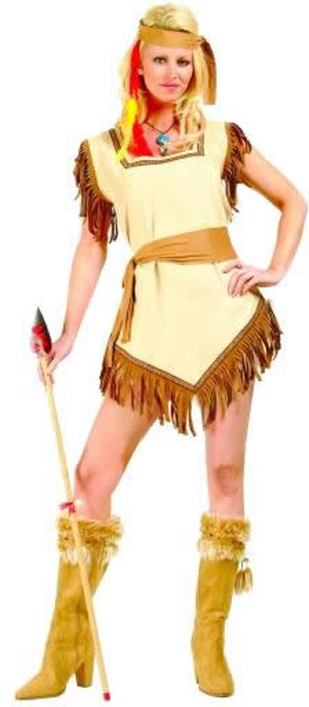 Naughty Galilahi Indian Princess Costume
