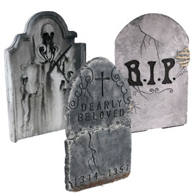 Other Tombstone Props