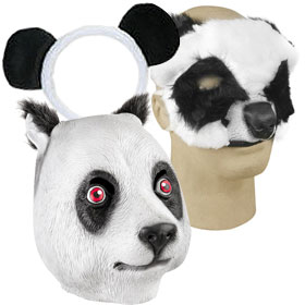 Panda Bear Costume Accessories