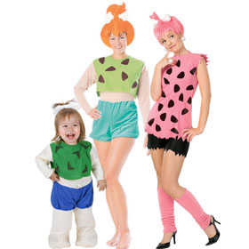 Pebbles Flintstone Costumes