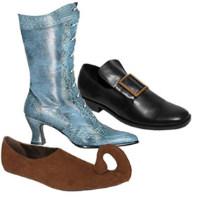 Period Costume Shoes