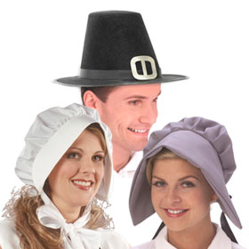 Pilgrim Costume Accessories