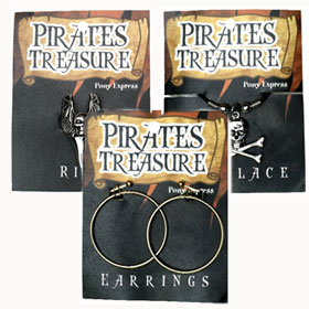 Pirate Costume Jewelry