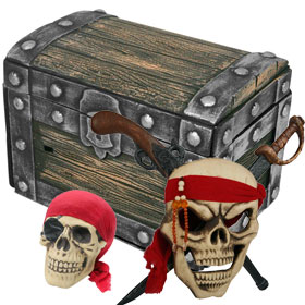 pirate props decorations
