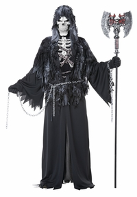 Plus Size Evil Unchained Costume