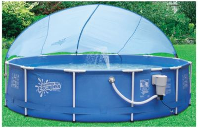Buy A Pool Canopy For 14 16 Metal Frame Pools 097