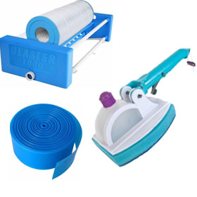 Pool Cleaning & Maintenance Supplies