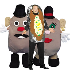 Potato Costumes